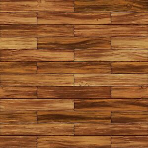 4 sheets parquet wood floor glossy vinyl paper 1 6 self for Parquet vinilo adhesivo