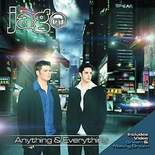 FREE US SHIP. on ANY 2 CDs! NEW CD Jago: Anything & Everything Enhanced