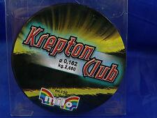 Monofilo Milo Krepton Club 0,16 150 mt pesca bolognese, canna fissa, agonismo