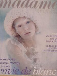 DéTerminé Figaro Mme 17843- 22/12/2001 Ronald Lauder 2 Pages Nicole Kildman 2 Pages AgréAble à GoûTer