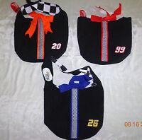 Race Ready Lady Nascar Canvas Purse Bag Inside Zipper Compartment 20 /26 / 99
