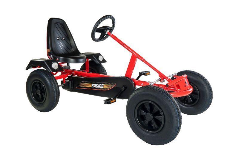 Dino Dino Dino Cars Gokart Sport  rot Pedalfahrzeug  Tretfahrzeug Kinderauto 57.100AF 55189d