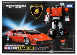 ahorrar en el despacho Transformers Takara Takara Takara MP-12+ obra maestra Sideswipe Lambor  precios bajos