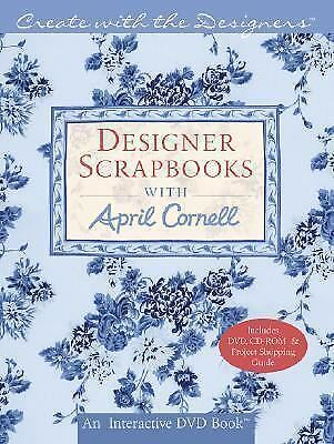 CD-ROM Book Designer Scrapbooks April Cornell DIY Your Home Your Way @@