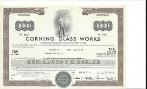 CORNING-GLASS-WORKS-DEBENTURE-CERTIFICATE-DUE-1998