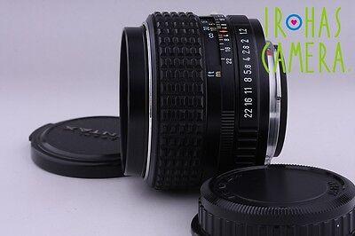 SMC Pentax 50mm F/1.2 Lens for Pentax K Mount #4582