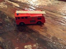 Vintage 1969 Matchbox Lesney Merryweather Fire Engine Series No.35 England