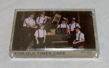 Chuck Thiel & His Jolly Ramblers For Old Times Sake Polka Cassette Tape New