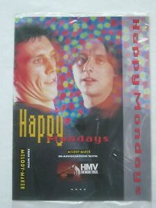 HAPPY-MONDAYS-Melody-Maker-Special-c-1990