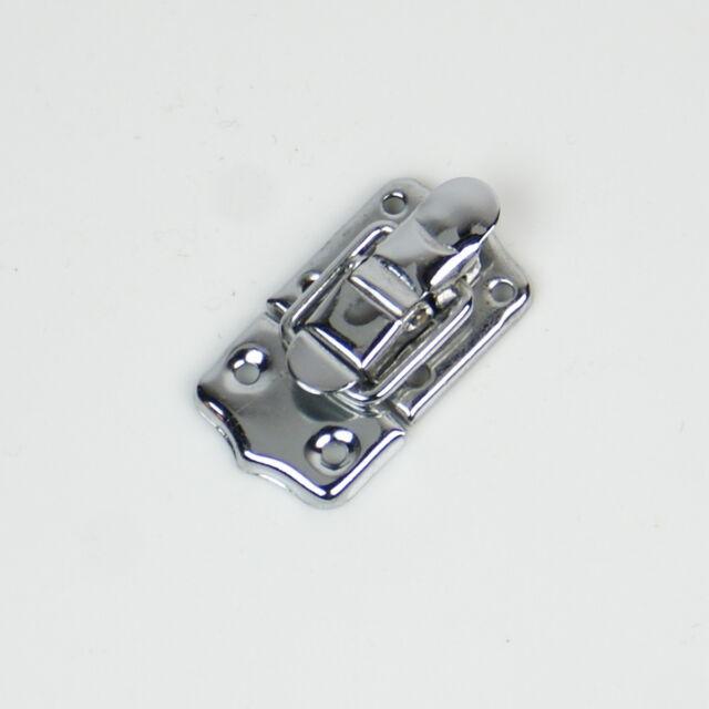 345ebd2b24 Small Drawbolt Closure Latch for Guitar Case /musical cases ,45mm 6431  Chrome