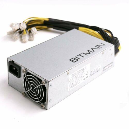 Bitmain Power Supply APW3+ 1600W