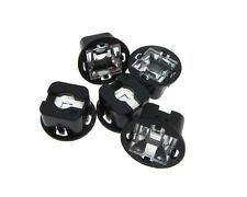 90 Degree 24mm Lens Cap For 1W/3W SMD IR Infrared Power LED - Pack of 5