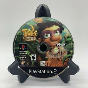 Tak-And-The-Power-Of-Juju-PS2-Disc-Only-Tested-Sony-PlayStation-2-Ps2-Game-Good