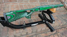 Remington 700 L/A BDL GLOSS EVERGREEN DELUXE STOCK PACYMAYR PAD FREE SHIP 715
