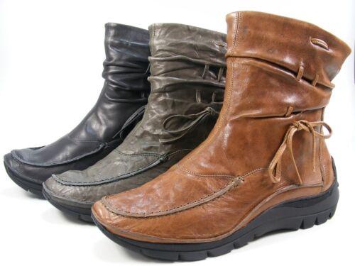 Softwaves 6-72-01 Schuhe Damen Stiefeletten