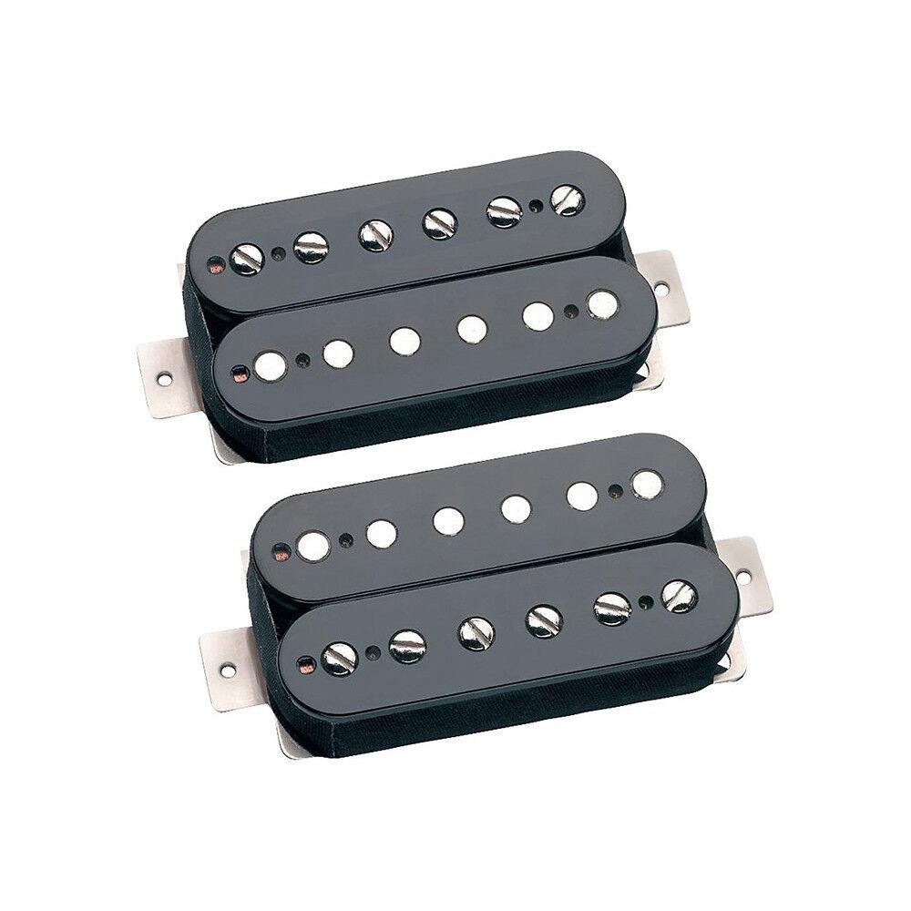 Seymour Duncan Alnico Pro Humbucker Humbucker Humbucker APH-1 Cuello Puente II Guitar Pickup Set Negro  disfruta ahorrando 30-50% de descuento