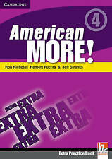 American More! Level 4 Extra Practice Book: 4 by Christian Holzmann, Jeff...