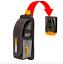 Toughbuilt 4 inch 5 Compartment Meter Tester Tool Bag Storage Pouch Belt Clip