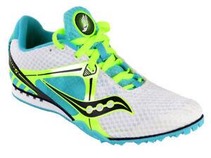 saucony velocity 5 women's track spikes
