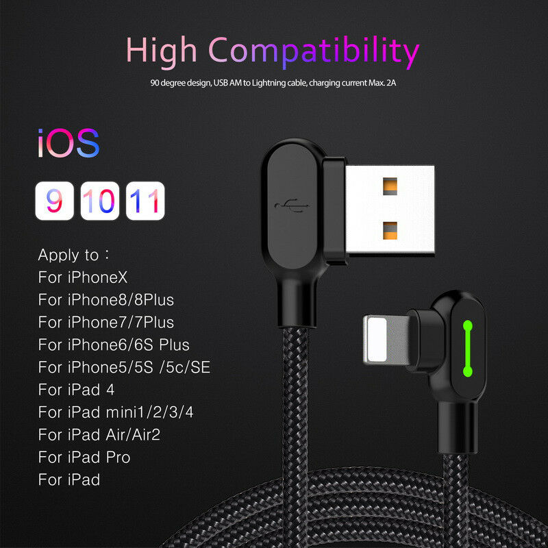 Mcdodo Lightning Cable Usb Sync Data Cable For Iphone