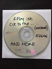 RARE 'MASTER' copy, K.Flay, Cut to the Chase...AND MORE, (CD) 2006, SIGNED