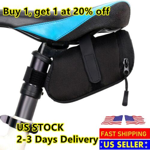 Bicycle Storage Saddle Bag Mountain Bike Seat Cycling Rear Pouch Bags Panniers