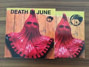 Death-In-June-Essence-New-CD-2018-Ready-To-Ship-Now