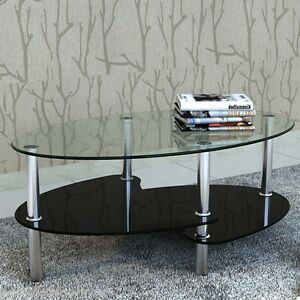 Table-basse-meuble-Table-de-salon-Exclusif-3-couches-Coffee-Table-verre-MAISON