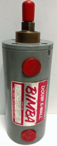 Details about  /Bimba DWC-311.375-2 Double Wall Pneumatic Cylinder