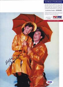 Debbie-Reynolds-Singin-039-In-The-Rain-Signed-Autograph-8x10-Photo-PSA-DNA-COA-1