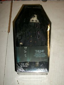 Mezco-Living-Dead-Dolls-Series-31-Don-039-t-Turn-Out-The-Lights-THUMP-Doll-NEW