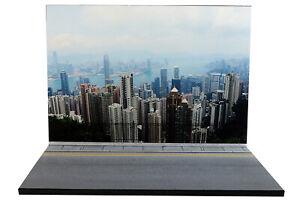 DéTerminé Diorama Hong Kong - 1/43ème - #43-2-b-b-055