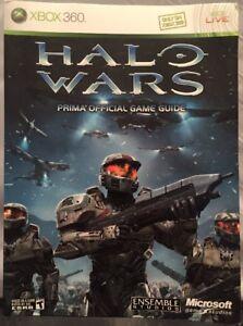 halo wars xbox 360 prima official game guide microsoft game rh ebay com brave xbox 360 game walkthrough xbox 360 game guides pdf