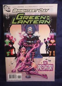 Green-Lantern-57-2010-DC-Comics-Predator-Geoff-Johns-1st-Print-Brightest-Day