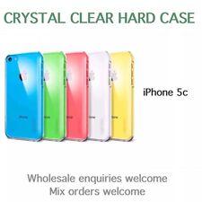 Iphone 5c cristalino funda Rígida al por mayor de puestos de trabajo Lote a granel X 25