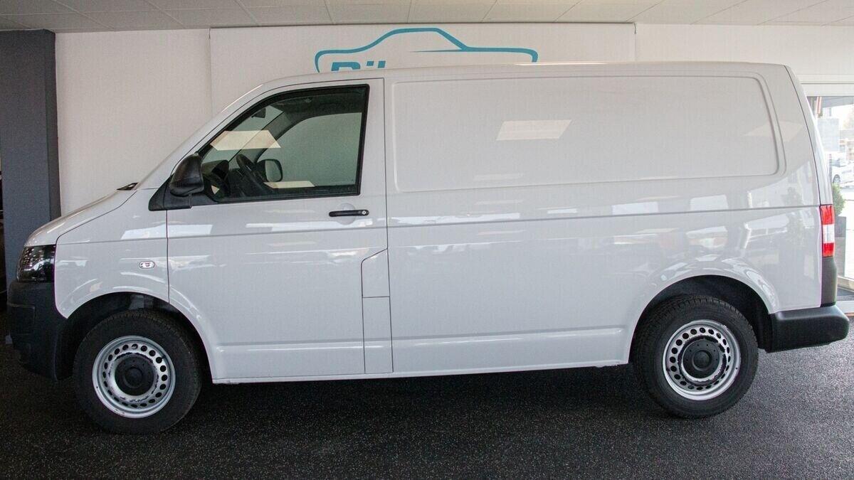 VW Transporter 2014