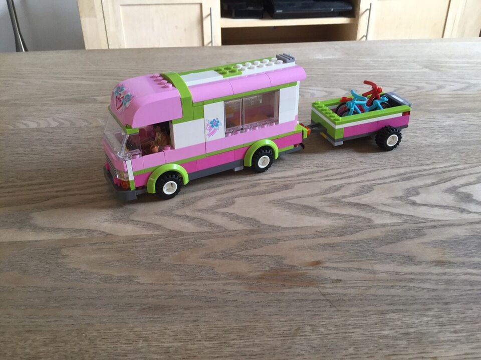 Lego Friends, Campingvogn - model 3184