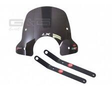 Windschutzscheibe Smoke Windschutz Windschild für Piaggio Vespa LX 50-125-150cc