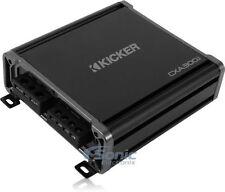Kicker 43CXA3001 300W RMS CX Series Monoblock Class D Car Subwoofer Amplifier