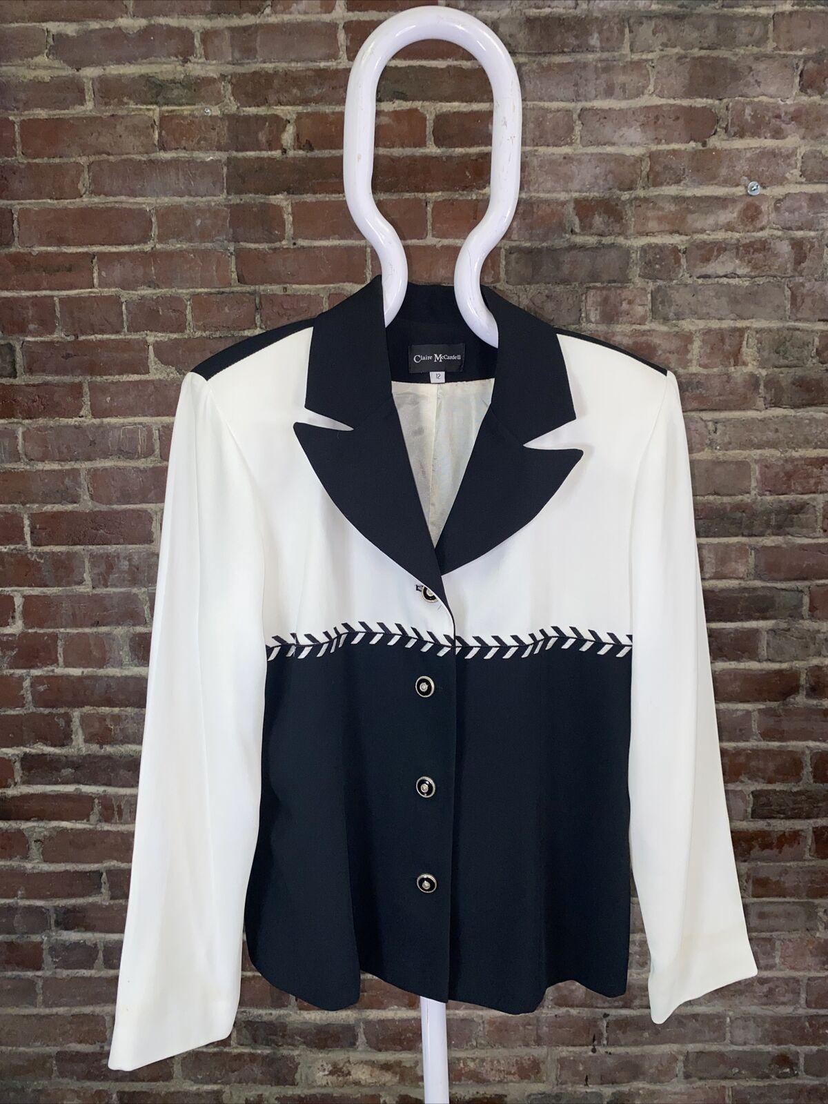 Claire McCardell vintage jacket circa 1950s Rocka… - image 2