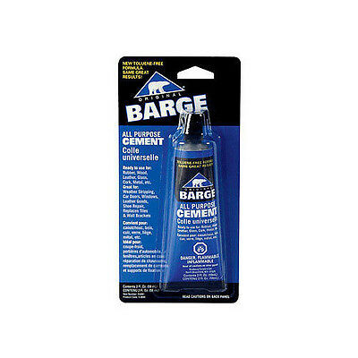 Barge 2 oz. All Purpose Cement Tube Leather Rubber Wood Glass Glue Cork