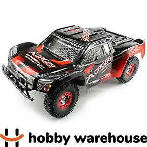 1/12 2.4GHz Climbing Truck OFF Road with Bright LED Light - Black with Red
