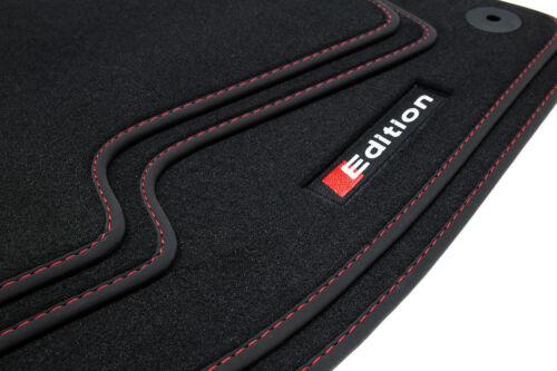 Edition Tappetini Per AUDI a5 8t 8f Coupè Cabrio S-Line Quattro anno 2007-2016