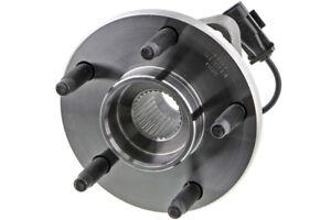 Wheel Bearing and Hub Assembly-Hub Assembly Front Mevotech H513214 ... 98b21d90f7880