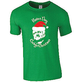 Have a Very Corbyn Christmas T-Shirt Funny Jeremy Labour Brexit Election Xmas