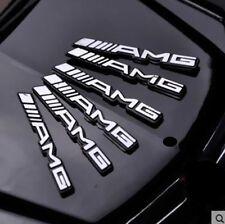 MERCEDES 6x AMG Volante emblema logo C E SL CLS S CL a SL ML GL Sticker B 63 0005
