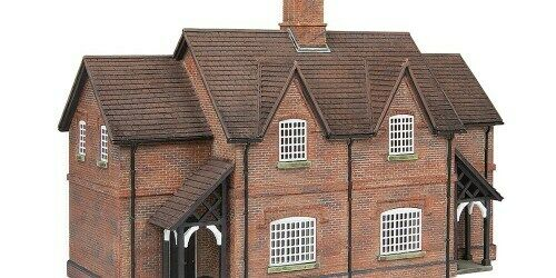Bachmann 44-0098 Estate Cottages OO Gauge