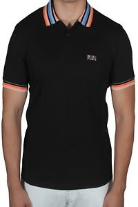 e5f4da74c Hugo BOSS Paddy 1 Men's Polo Shirt Short Sleeve Regular Fit 50389074 ...