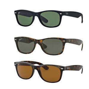Ray-ban 2132 New Wayfarer Unisex Sunglasses Durchblutung Aktivieren Und Sehnen Und Knochen StäRken Sonnenbrillen & -zubehör