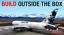 thumbnail 6 - V1 Decals Boeing 777-300 Biman Bangladesh for 1/144 Minicraft Model Airplane Kit